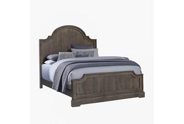 Jocelyn Queen Panel Bed