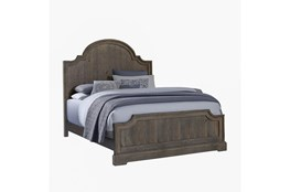 Jocelyn California King Panel Bed