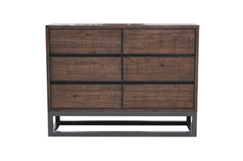 Modern Industrial Dresser-Coffee