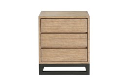 Modern Industrial Chest-Natural