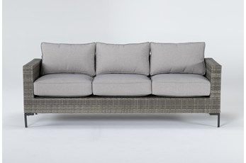 "Hayes 81"" Outdoor Sofa"