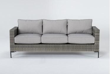 "Hayes 81"" Outdoor Sofa"