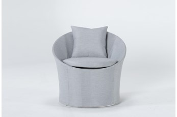 Ravelo Outdoor Swivel Lounge Chair