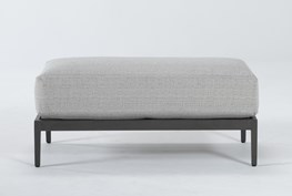Provence Outdoor Cocktail Ottoman