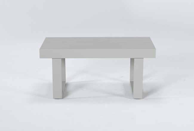 Zane Outdoor Coffee Table - 360