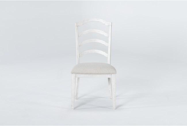 Martin Wood Side Chair - 360