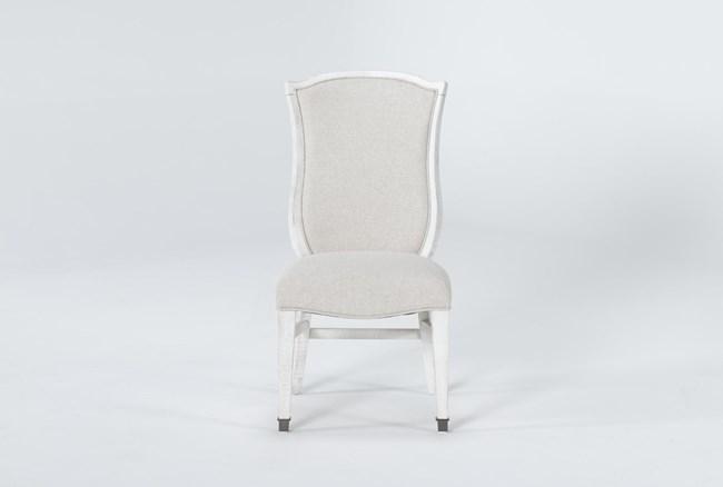 Martin Upholstered Side Chair - 360