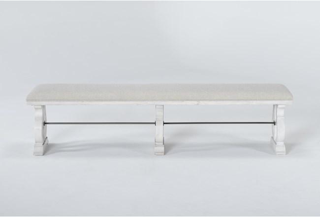 Martin Upholstered Bench - 360