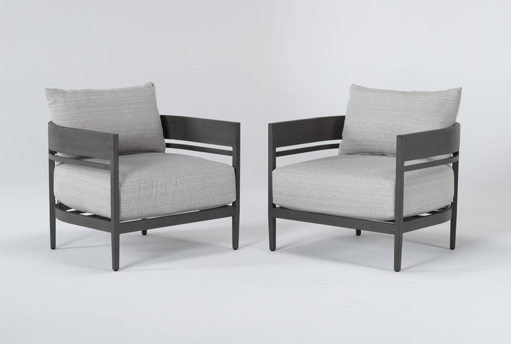 Provence Outdoor 2 Piece Lounge Set