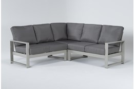"Zane 82"" Outdoor Sectional"