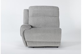 Terence Pebble Power Left Arm Facing Recliner