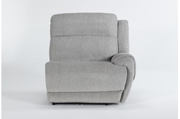 Terence Pebble Power Right Arm Facing Recliner
