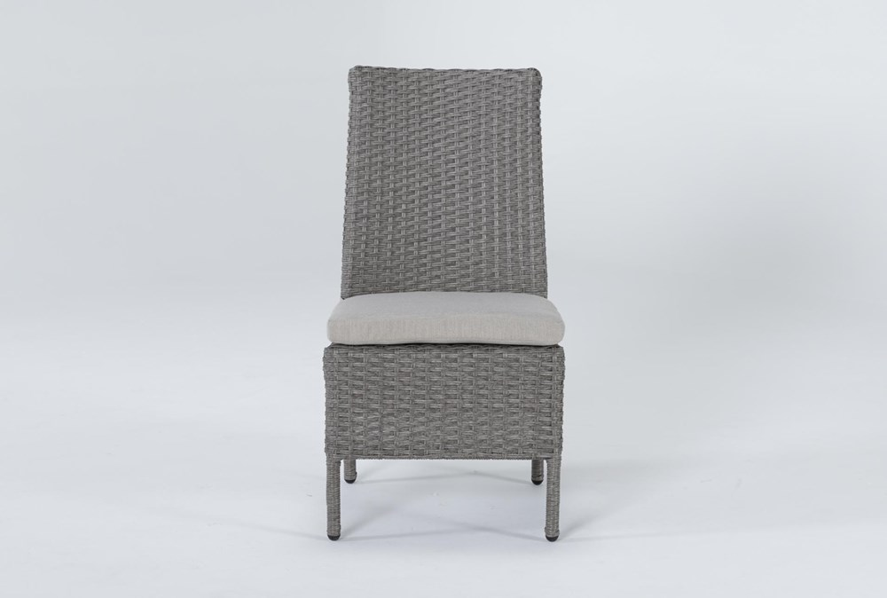 Mojave Outdoor Woven Dining Chair