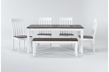 Chelan 6 Piece Dining Set