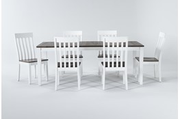Chelan 7 Piece Extension Dining Set
