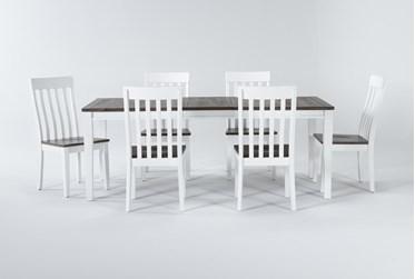 Chelan 7 Piece Extension Dining Set