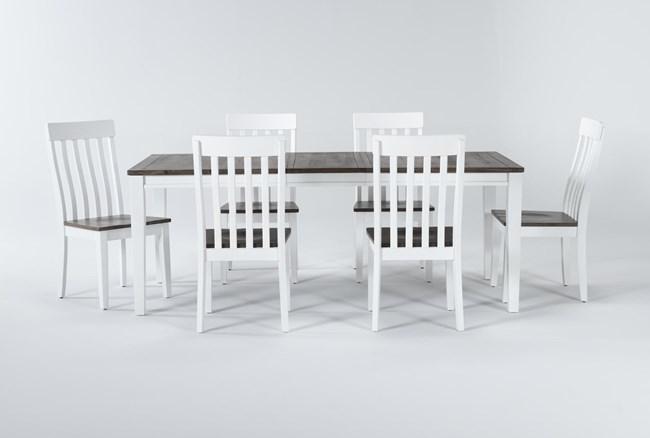 Chelan 7 Piece Extension Dining Set - 360
