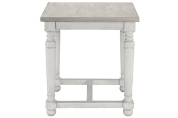 Martha Stewart Winfield End Table