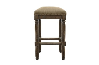 Madison Park Wells Sand 26 Inch Counter Stool Set Of 2