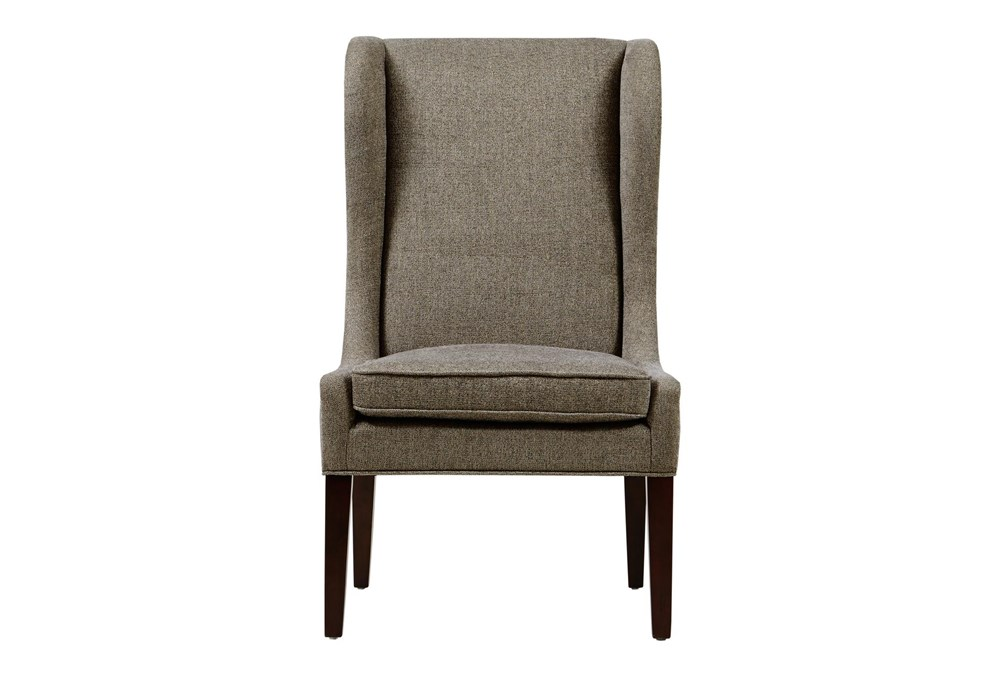 Madison Park London Grey Dining Captains Chair