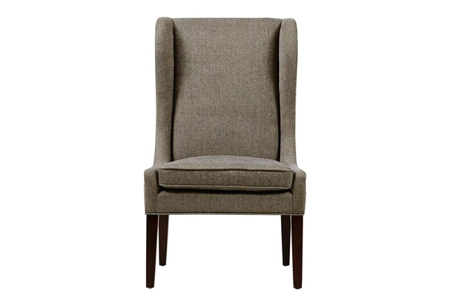 Madison Park London Grey Dining Captains Chair - 360