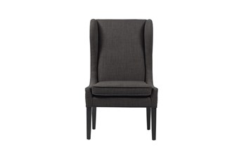 Madison Park London Charcoal Dining Captains Chair