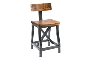 "Ink+Ivy Lancaster 26"" Counter Stool"