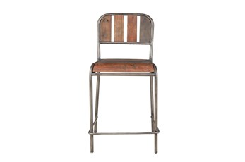 "Ink+Ivy Renu 24"" Counter Stool"