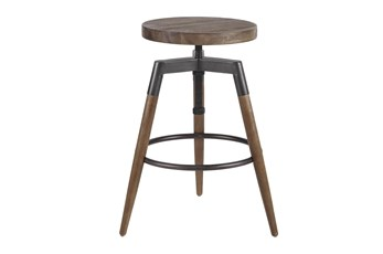 "Ink+Ivy Frazier Adjustable 25"" Bar Stool"