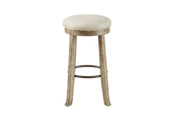 Ink+Ivy Oaktown 30 Inch Swivel Bar Stool