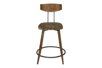 "Ink+Ivy Frazier 24"" Counter Stool"