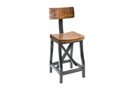 Ink+Ivy Lancaster 30 Inch Bar Stool - Main