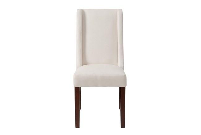 Elijah Cream Dining Side Chair Set of 2 - 360