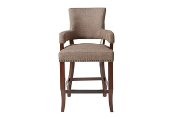 """Lincoln Brown 26"""" Counter Stool"""
