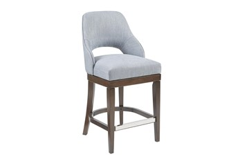 Madison Park Ellery 26 Inch Swivel Counter Stool