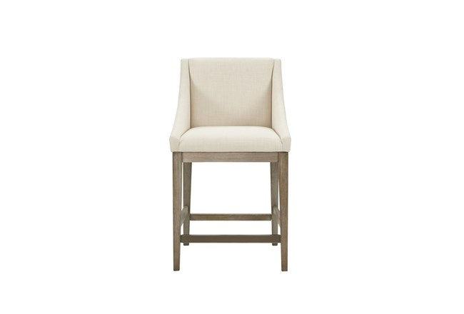 Madison Park Gunther 26 Inch Counter Stool - 360