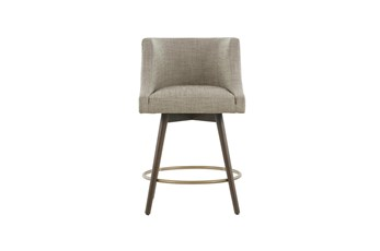 "Madison Park Powell 26"" Swivel Counter Stool"