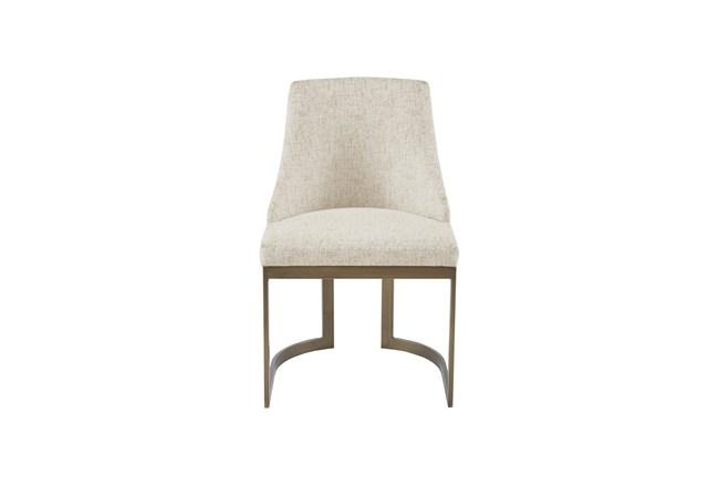 Desmond Cream Dining Side Chair Set of 2 - 360
