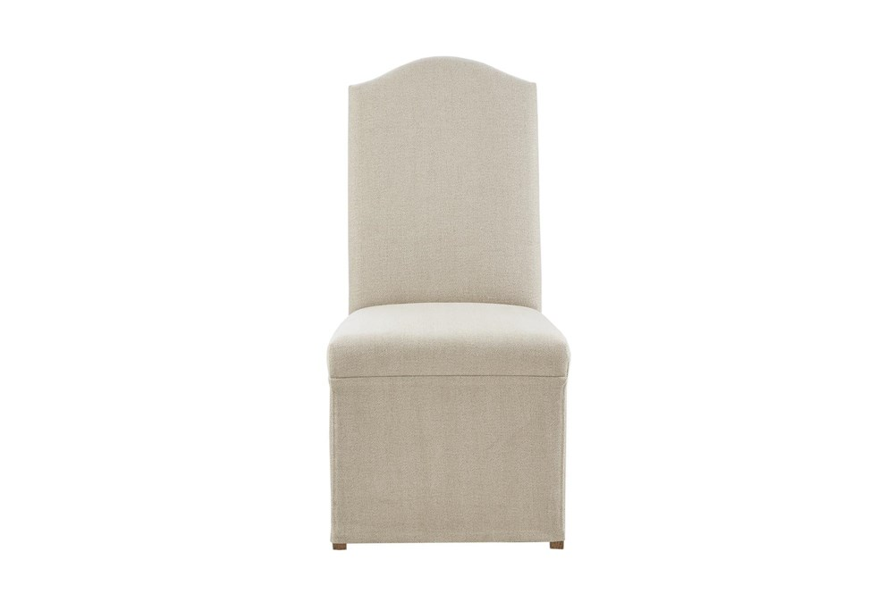 Gloria Skirted Dining Side Chair Set of 2