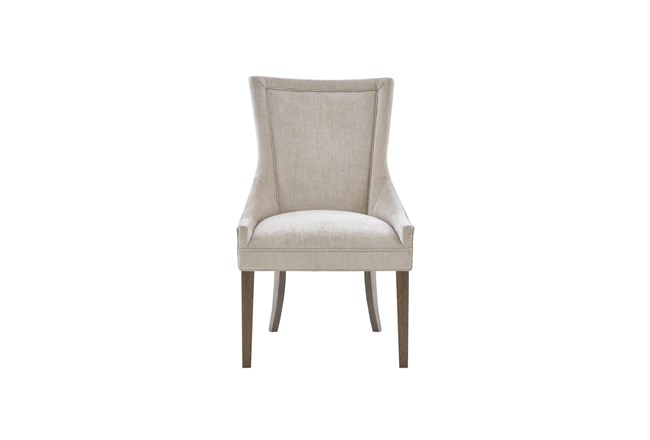 Madison Park Signature Ultra Cream Dining Side Chair Set Of 2 - 360