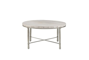 Demi Round Marble Coffee Table