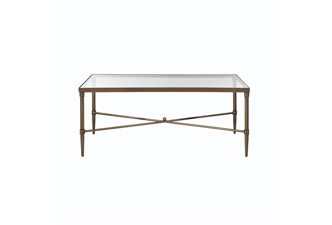 Madison Park Signature Porter Rectangle Coffee Table - 360