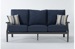 "Martinique 78"" Outdoor Sofa"