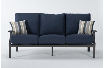 "Martinique 78"" Outdoor Sofa"