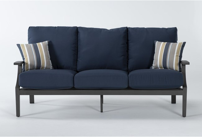 "Martinique 78"" Outdoor Sofa - 360"