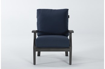 Martinique Outdoor Lounge Chair