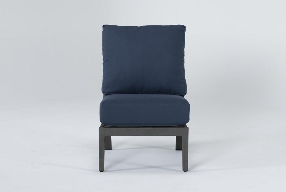 Martinique Outdoor Armless Chair