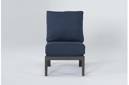 Martinique Outdoor Armless Chair