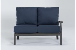 Martinique Outdoor Right Arm Facing Loveseat