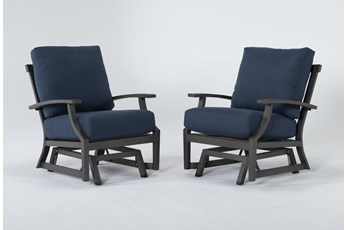 Martinique Outdoor 2 Piece Lounge Set